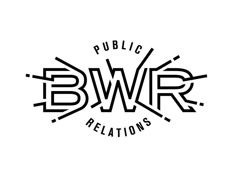 BWR Logo public relations type logo