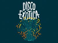 Disco Exotica - Travelers Palm