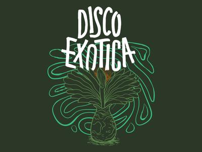 Disco Exotica - Boophane Haemanthoides