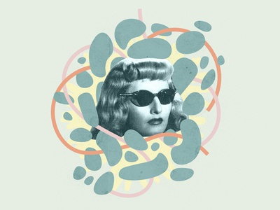 Shape Collage 11 - stone stunner