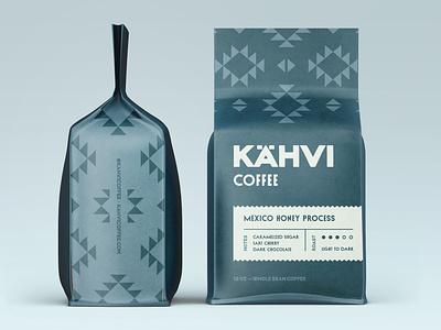 Kahvi Coffee Branding brand logodesign graphic design coffee branding coffeeshop branding