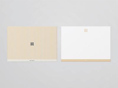 Mateo Collateral Work logodesign post card design post card business card design brand collateral business cards business card logotype typography graphic design design branding brand