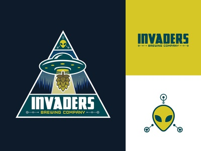 Invaders Brewing Company