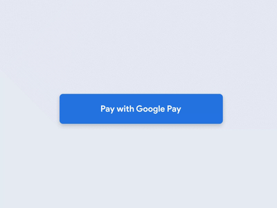 Pay with Google interaction minimal design interface ux ui