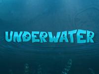 #Inktober - 4 - Underwater