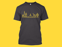 Bay Area Iconic T-Shirt
