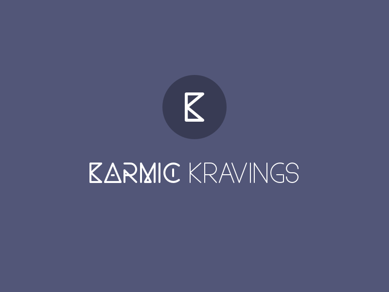 Karmic kravings dribbble 2x