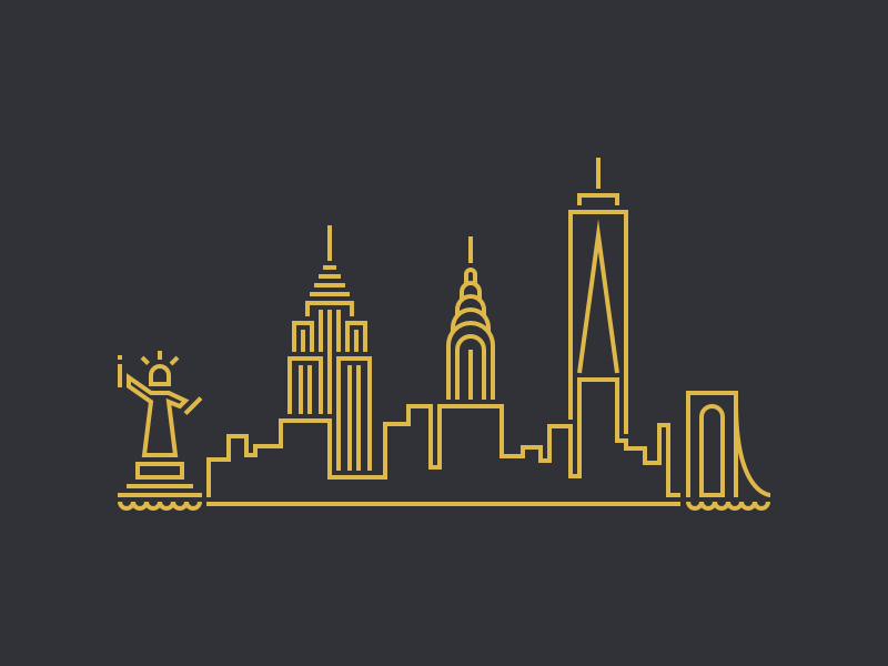 New york dark dribbble 2x