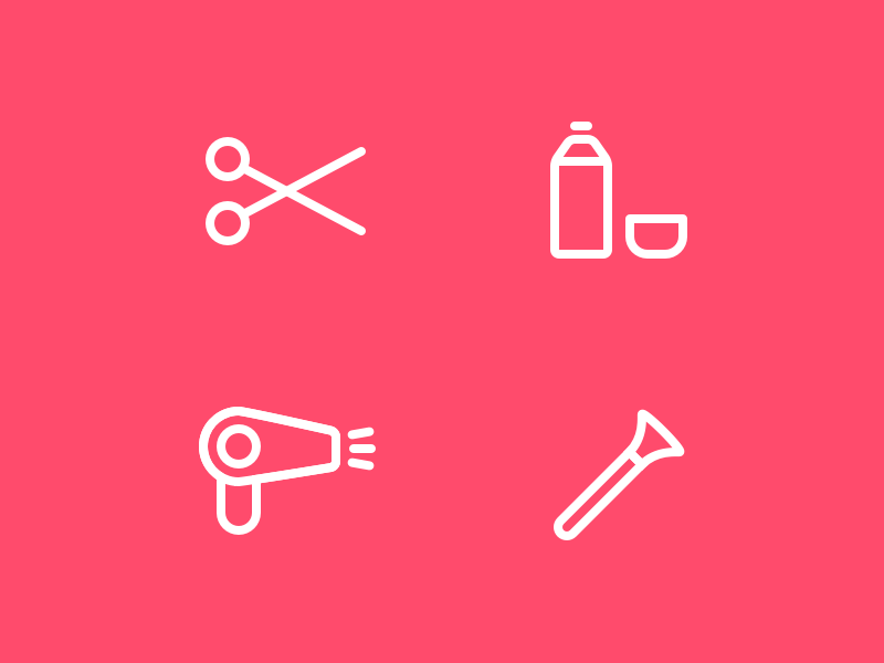 Dribbble hamaholic icons 2x