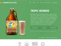Brews desktop tropic wonder