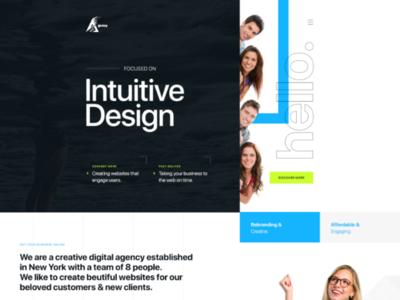 Lix Agency - Creative portfolio