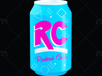 RC Cola - Redesign
