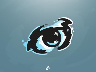 Eye mascot