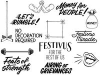 Festivus Art
