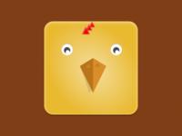 Chick Icon   Dribbble