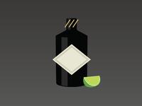 Hendricks + Lime