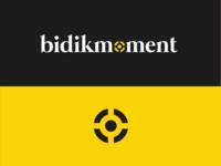 Logo Brand Identity bidikmoment