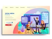 Design concepts for website design ui/ux and mobile website