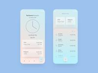 Clock App Design - 2019