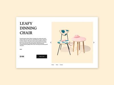 Online Shop ux branding social gallery flat ui minimal design shop