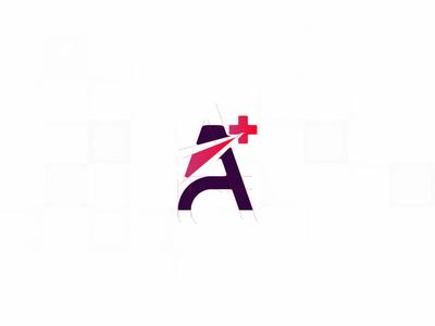 Aplus Packs - Quality Packaging - Logo - Copees 01 typography logo minimalism branding