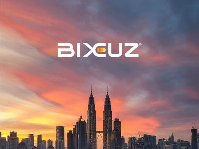 BIXCUZ - A Platform for Consumers & SME's | Branding 01 entrepreneurship malaysia logo sme platform bixcuz minimal branding