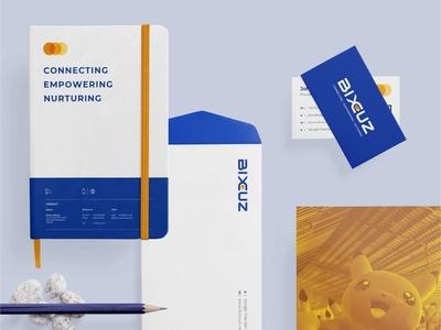 BIXCUZ - A Platform for Consumers & SME's | Branding 03 entrepreneurship malaysia logo sme platform bixcuz minimal branding