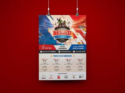 TSMNI Championship 2018 Poster