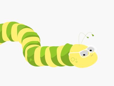 lil critter sketch bug illustration