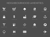 Neighbourhood Icons