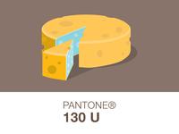 Cheese Pantone