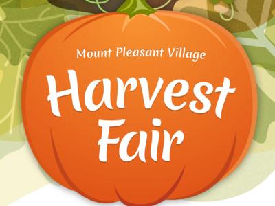 Harvest Fair 2018 Event Poster