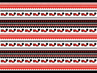 Greek Tsarouchia Pattern