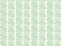 Watercolor Pattern Green