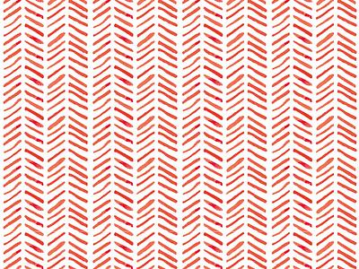 Watercolor Pattern Red pattern design pattern a day pattern art patterns pattern watercolour greece watercolor labels label branding art artist adobe summertime summer flat illustration vector design