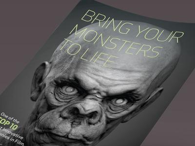 Monster Magazine Ad