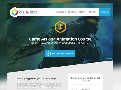 Game Art Course