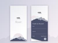 Rover Mobile App