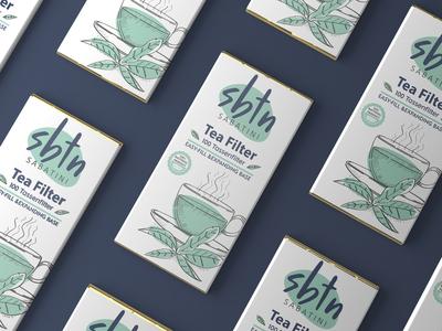 SABATINI Tea Filter