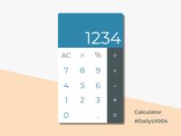 DailyUI004