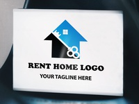 Home rent company logo