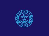 Logo for Captain's Catch