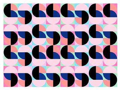 Identity pattern design graphic color blocking graphic design pattern mark