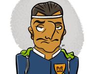 Commander Claudot