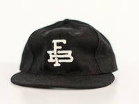 Monogram Ball Cap - Broken Forest Co.