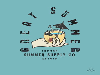 Great Summer t-shirt and apparel modern design with styled,retro