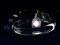 Scent of planets