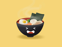 Spicy Ramen 🍜