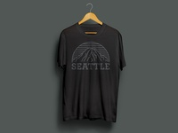 Seattle Mountain Shirt