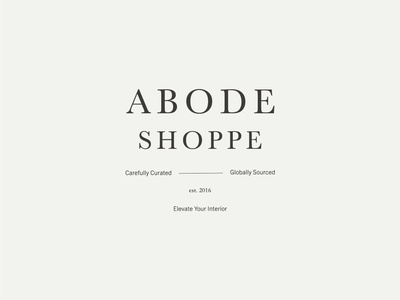 Abode Shoppe